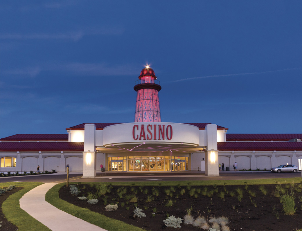 Casino New Brunswick Entertainment