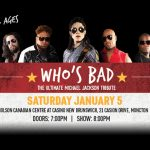 Who's Bad – The Ultimate Michael Jackson Experience